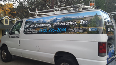 About J Amp L Air Conditioning And Heating