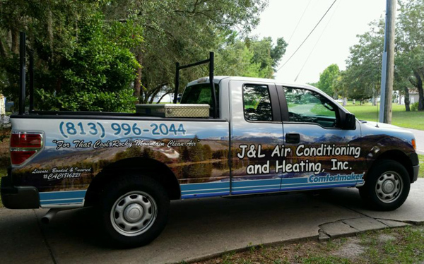 J Amp L Air Conditioning Land O Lakes Air Conditioning And