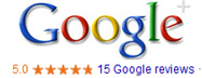 J and L Air Conditioning Google Rating
